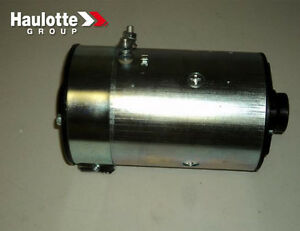 New Bil jax Pump Motor 24v Dc Haulotte Part B02 15 0471