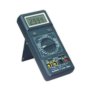 Dmm With Lc Meter