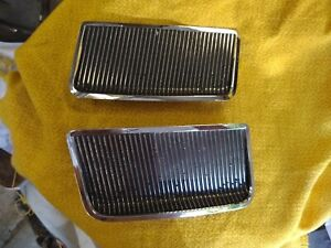 1964 Gto Hood Scoop Insert Pontiac Oem Real Gm Tri Power 4 Speed Pontiac