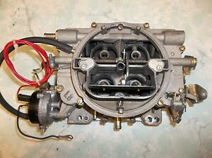Carter A2 9626sa 4 Barrel 625 Cfm Afb Carburetor Mopar Ford
