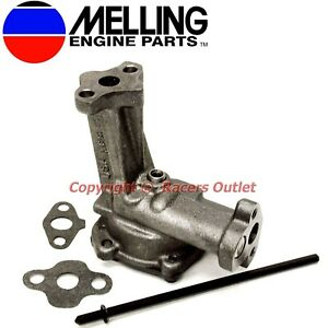 New Melling M68 Stock Volume Oil Pump Shaft Ford Sb 5 0l 302 289 260 255 221