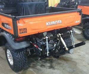 Farmboy Sport X 3 point Hitch For New Kubota Rtv x Series X900 X1100 X1120