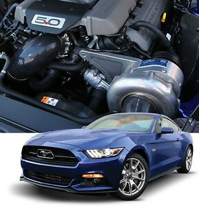 2015 17 Mustang Gt Procharger P 1sc 1 Supercharger Ho Intercooled Coyote 5 0l 4v