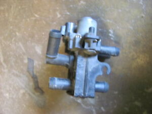 2000 2001 2002 Lincoln Ls Heater Control Valve