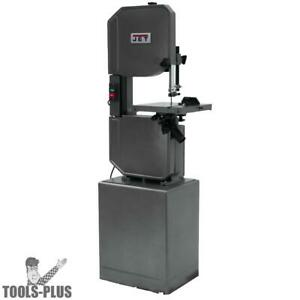 Jet J 8203k 14 Metal Wood Vertical Bandsaw 414504c New