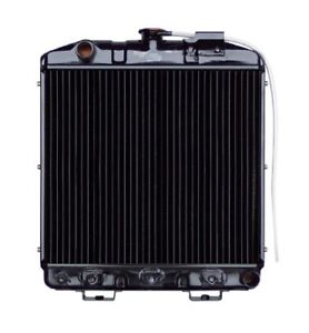 Sba310100280 Radiator For Ford New Holland Tractor 1900