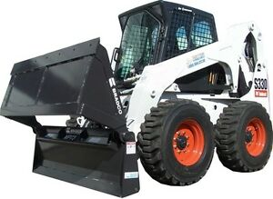 Skid Steer 4 In 1 Bucket Bradco Md 4 in 1 Bucket 60 Smooth Edge