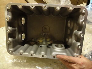 721435 Oil Pan Assy Challenger Terragator Ag chem Sprayer 9103