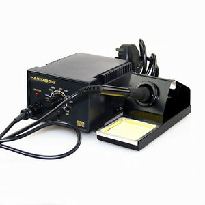 1 Set Ac 220v 936 Soldering Station Heated Iron 60w 24v 1321 Heater Tools