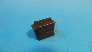 Honeywell Mml23ka3ac01k Mini Rocker Switch Lot Of 10 Ea
