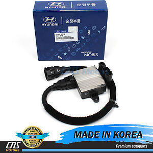 Genuine Cooling Fan Controller Pwm For 06 08 Hyundai Azera Sonata Oem 253853k280