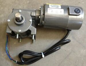 Conveyor Pizza Gear Drive Motor For Middleby Marshall Oven Ps570 27384 0008