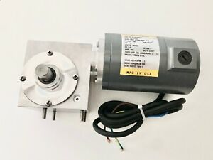 Conveyor Motor Pizza Gear Drive Middleby Marshall Oven Part 47797 46604