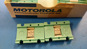 Mc1712f Motorola Wideband Dc Amplifier Ceramic Flat Pack