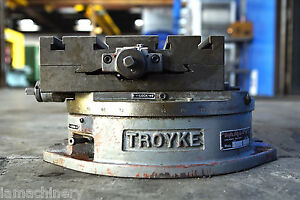 12 x12 Troyke Cross Slide Rotary Table Milling Machining X Y Axis Work Table