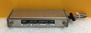 Hp agilent 5086 7365 Dc To 22 Ghz Sma Programmable Step Attenuator Cable