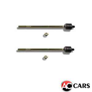 Fit 2000 2006 Chevrolet Silverado1500 2wd 2 Inner 2 Outer Tie Rod Ends New