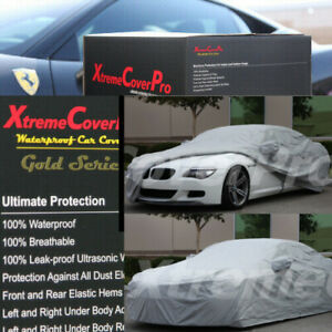 2015 Bmw 640i 650i Gran Coupe Waterproof Car Cover W Mirror Pockets Gray