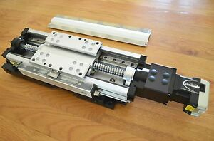 Parker 404xr Linear Ballscrew Actuator Ims Mdrive17 Stepper Thk Cnc Diy Z axis