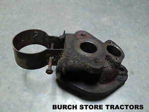 Official Ih Farmall Distributor Tach Housing 140 130 Super A 100 Cub C H M 230