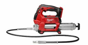 Milwaukee 2646 21ct 18 Volt 2 Speed Grease Gun