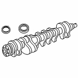 3637789m1 New Massey Ferguson Tractor Rope Seal Crankshaft 6500 31 175 180 185