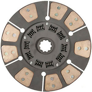 Clutch Disc For Ford New Holland Tractor 8000 8200 8600 9000 9200 8400 8700