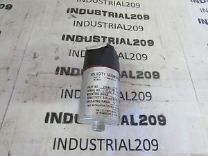 Bently Nevada Velocity Seismoprobe P n 24646 07 05 03 vibration Sensor New