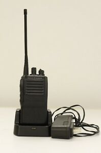 Vertex Vx 414 2 5 Vhf Portable Radio