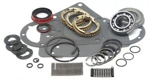 Manual Transmission Overhaul Rebuild Kit 1965 85 Gm Chevy Ford Tremec Bk111aws