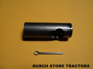 New Steering Tie Rod End Connector For Ih Farmall Cub And Cub Loboy Usa Made