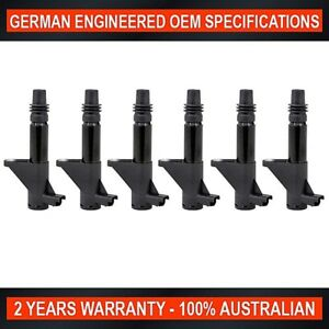 6 X Ignition Coil Pack For Renault Laguna Ii 3 0l L7x Laguna Grandtour 3 0l