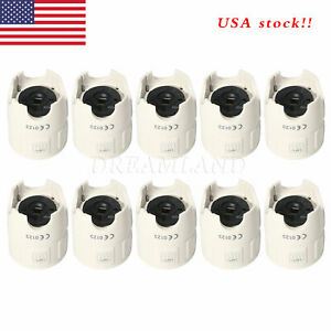 10x Dental Ultrasonic Scaler Piezo Tips Torque Wrench Fit Ems Dte Satelec Nsk