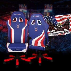 Dxracer Office Chair Oh ks186 iwr usa Gaming Chair Ergonomic Desk Computer Chair