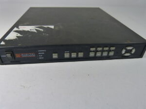 Digital Watchdog Dw 8za Digital Video Recorder Surveillance Used