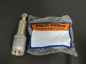 Honeywell Micro Switch 22hr1 s 13028971 8409 Limit Roller Plunger 5a 28vdc
