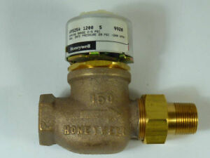 Honeywell Pneumatic Radiator Valve N o 3 4 Vp525a 1200 New