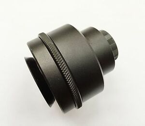 0 5x C mount F Olympus Microscope Camera Adapter Bx41 Mx 51 Cx31 41 Bx43 Bx51