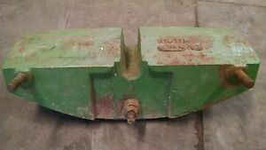 John Deere 80 820 830 Front Weight