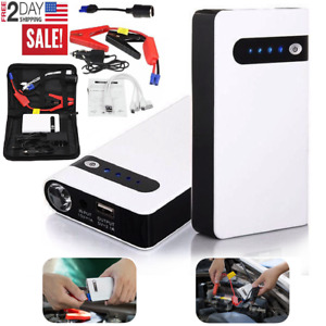20000mah Usb Multi Function Car Jump Starter Battery Charger Power Bank Booster