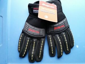 Snap On Impact Gloves