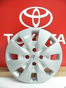 Yaris Wheel Cover Hub Cap New Oem Toyota 42602 52400 Hatchback And Sedan