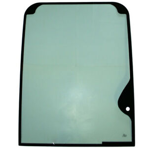4651653 Front Upper Window Cab Glass For John Deere Hitachi Excavator