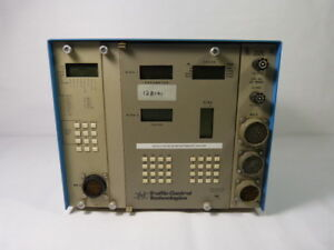 Traffic Control Technologies Lc 8000 lc 8810 Signal Lights Controller Used