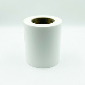 Roll Of 6 X 108 Preservation Tape White Msw 716w