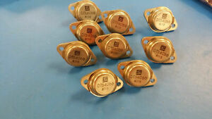1 Pc Dts4066 Solid State Npn High Voltage Silicon High Power Transistor