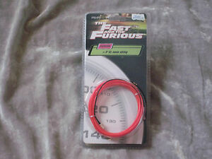 Fusion Pink El Neon String Wire 5 Ft Car Boat Rv Motorcycle Speakers Lights New