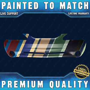 New Painted To Match Front Bumper Cover For 1994 1998 Ford Mustang Cobra
