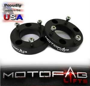 2 Front Leveling Lift Kit For 2007 2021 Chevy Silverado Gmc Sierra 1500 Lift