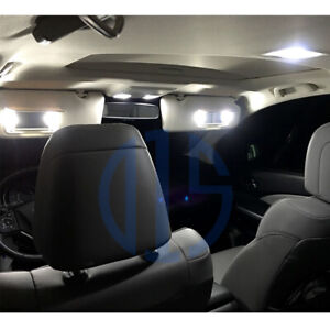 10 X White Led Interior Map Dome Light Bulbs Package For 2013 2019 Honda Crv Hrv